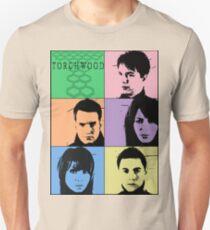 Torchwood Pop Art Unisex T-Shirt