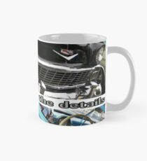 Norwalk Elks Lodge #2142; Car Show Collaboration; It's the details; Norwalk, CA USA Mug