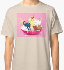 Sailor moon ice cream Classic T-Shirt