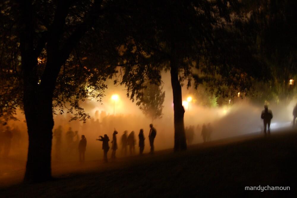 Nuit blanche Toronto 2 by mandychamoun