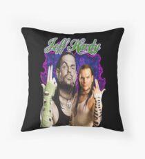 Jeff Hardy Throw Pillow