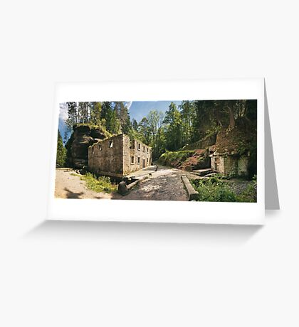 Dolsky Mill Greeting Card