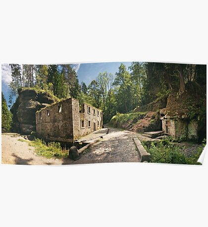 Dolsky Mill Poster