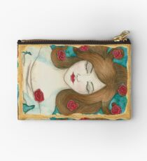 Ophelia - Covered by Roses Studio Pouch