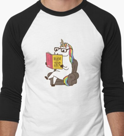 Unicorn Believe in Yourself Magical Fabulous T-Shirt