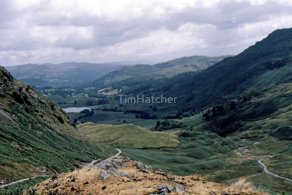 Land Slip. by TimHatcher