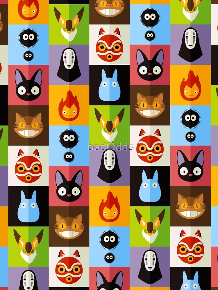 Miyazaki's by badOdds