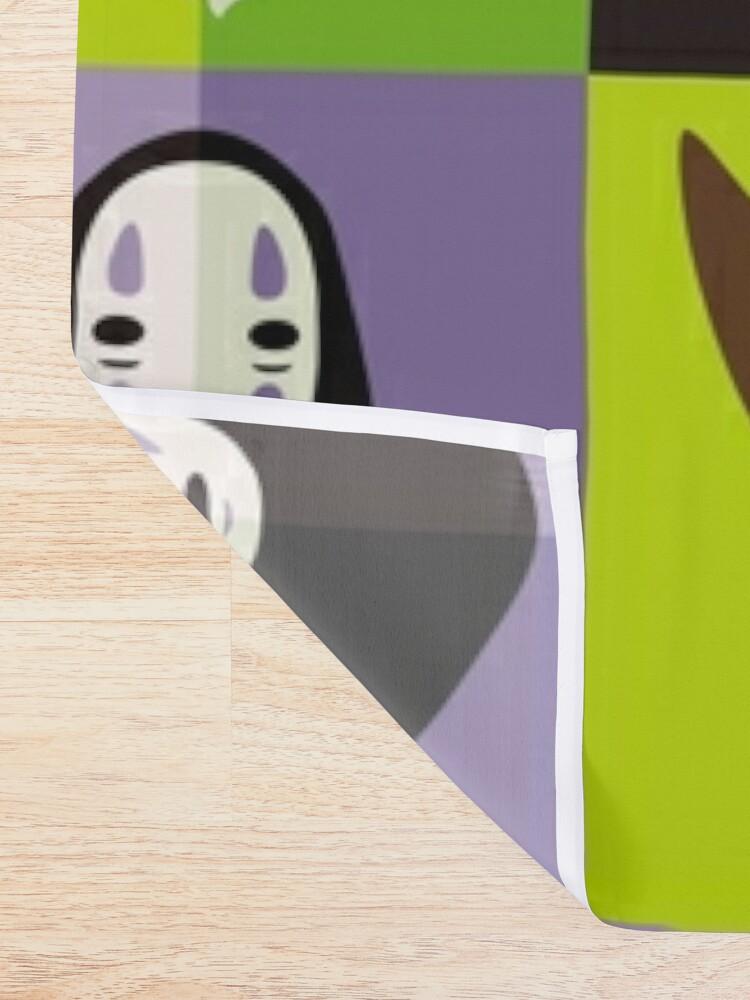 Alternate view of Miyazaki's Shower Curtain