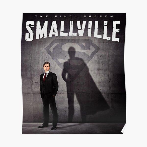 LOGO SMALLVILLE Poster