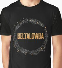 The Expanse - Beltalowda Belt Graphic Graphic T-Shirt