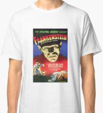 Frankenstein movie poster Classic T-Shirt