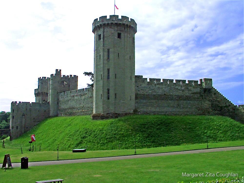 Warwick Castle by Margaret Zita Coughlan
