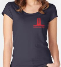 Vimy 100th Commemoration Women's Fitted Scoop T-Shirt
