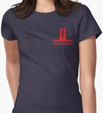 Vimy 100th Commemoration Womens Fitted T-Shirt