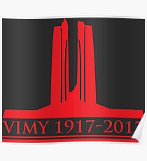 Vimy 100th Commemoration Poster