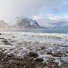 Lofoten Beach by Dominika Aniola