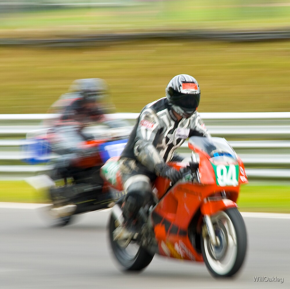 Buy image @ www.willoakley.com Racing by WillOakley