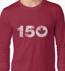 Canada 150 Long Sleeve T-Shirt