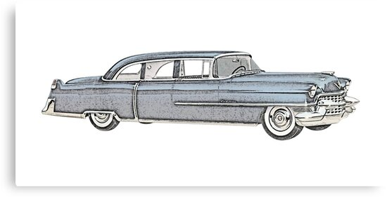 1955 Cadillac - Series 75 by surgedesigns