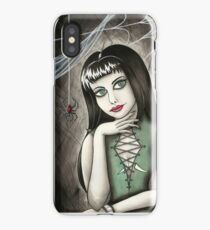 Adreana Jette Tinted iPhone Case