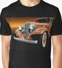 1933 Buick Coupe Graphic T-Shirt