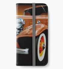 1933 Buick Coupe iPhone Wallet/Case/Skin