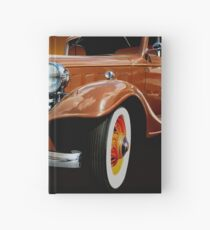1933 Buick Coupe Hardcover Journal