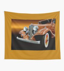 1933 Buick Coupe Wall Tapestry