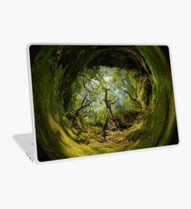 Ness Glen, Mystical Irish Wood Laptop Skin
