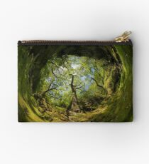 Ness Glen, Mystical Irish Wood Studio Pouch