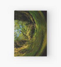 Ness Glen, Mystical Irish Wood Hardcover Journal