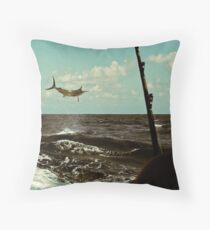 Larger - High Flyer Throw Pillow