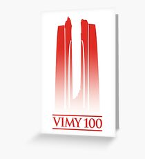 Vimy 100th Anniversary Greeting Card