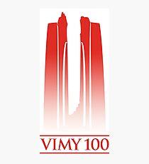 Vimy 100th Anniversary Photographic Print