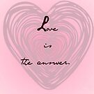 Love is the Answer by BC Family