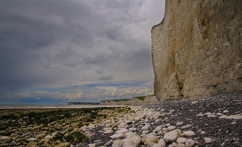 Beachy Head - UK by Paul Morris