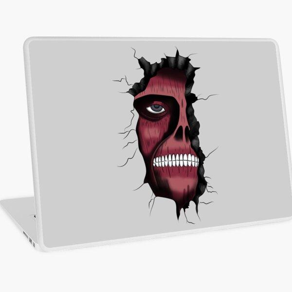 A TITAN INSIDE OF ME Laptop Skin