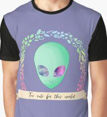 Tumblr alien Graphic T-Shirt