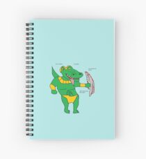 league of legends renekton Spiral Notebook