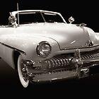 1951 Mercury Convertible by Thomas Burtney