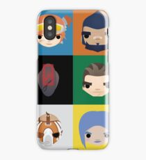 Vault Hunters iPhone Case/Skin