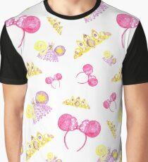 Park Headwear Pattern Graphic T-Shirt