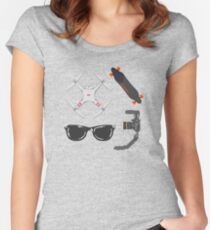 Vlogger Kit Women's Fitted Scoop T-Shirt