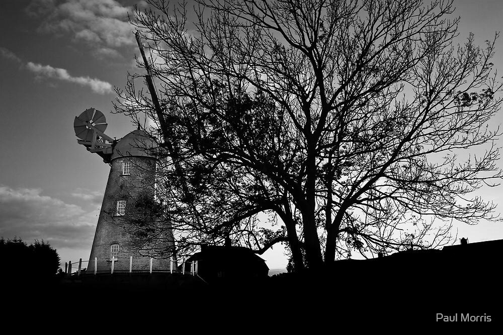Polegate Windmill - UK by Paul Morris
