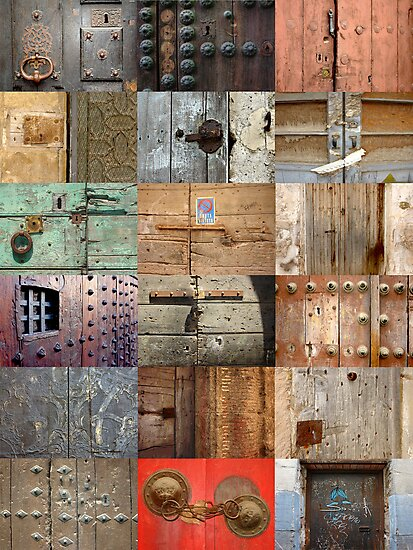 doors by dominiquelandau