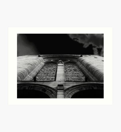 Liverpool Cathedral Art Print