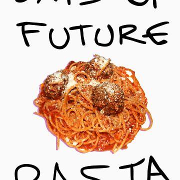 Days of Future Pasta by ScrapBrain