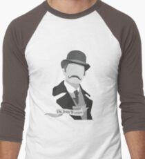 Dr. John H. Watson Men's Baseball ¾ T-Shirt