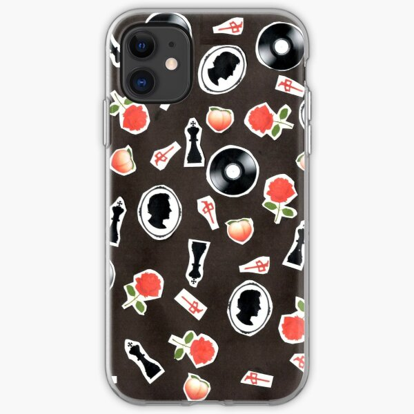 RA ChaRActer Pattern 2  iPhone Soft Case