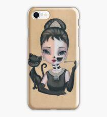 Skully Audrey iPhone Case/Skin